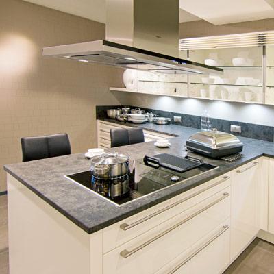 Moderne Küche - Ihr Küchenfachhändler aus Dorsten: Wissmann Küchen